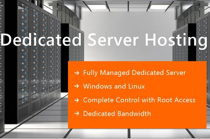 What is Dedicated Server Hosting and Benefits