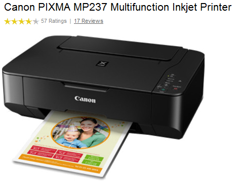 driver canon pixma mp237 for mac