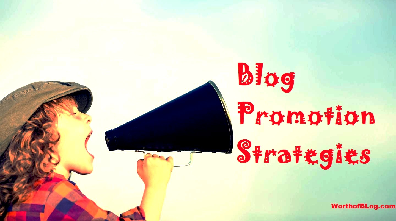 5 Killer Blog Promotion Strategies