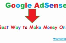 Google AdSense - Best Way to Make Money Online