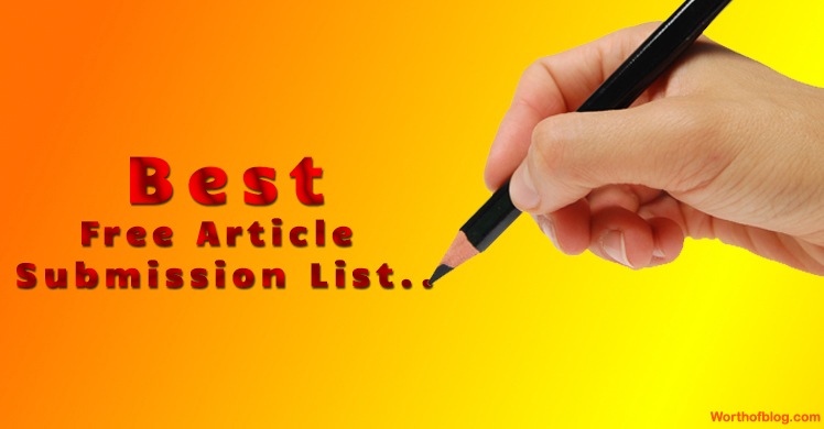 Top 10 Free Article Submission Directories to Boost Traffic