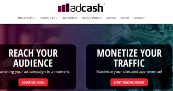 Adcash Review – Monetize Your Traffic & Maximize Your Revenue