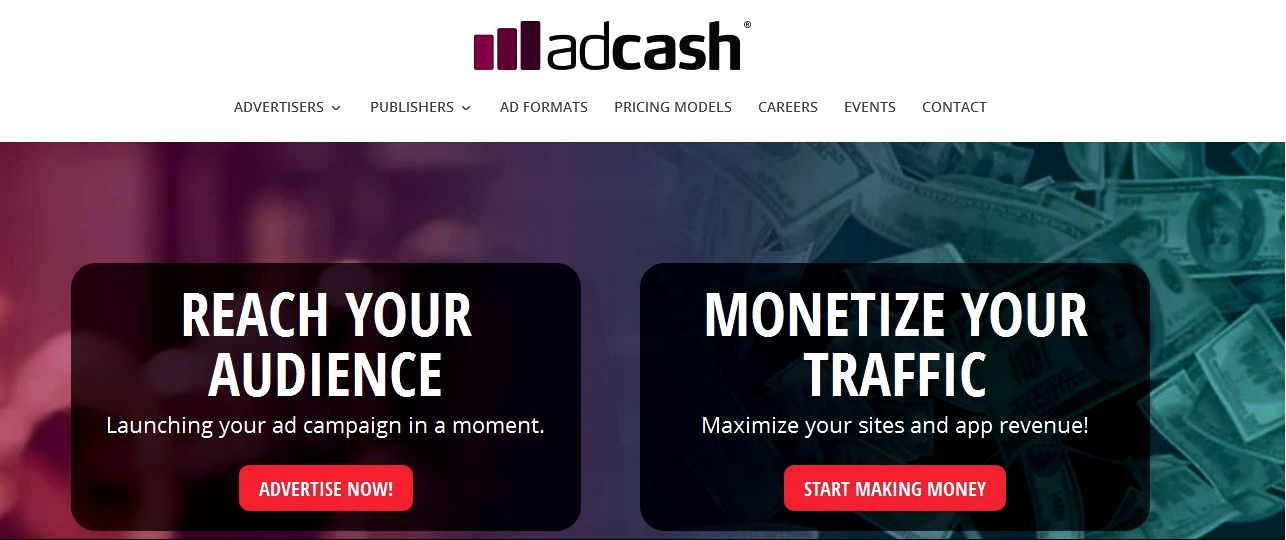 Adcash Review – Monetize Your Traffic & Maximize Your Revenue
