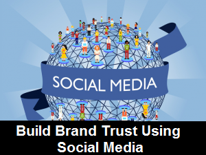 Effective Ways to Build Brand Trust Using Social Media