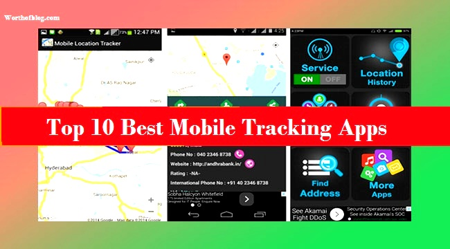 Top 10 Best Mobile Tracking Apps