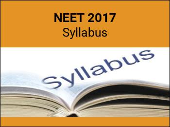 NTSE 2017 Syllabus