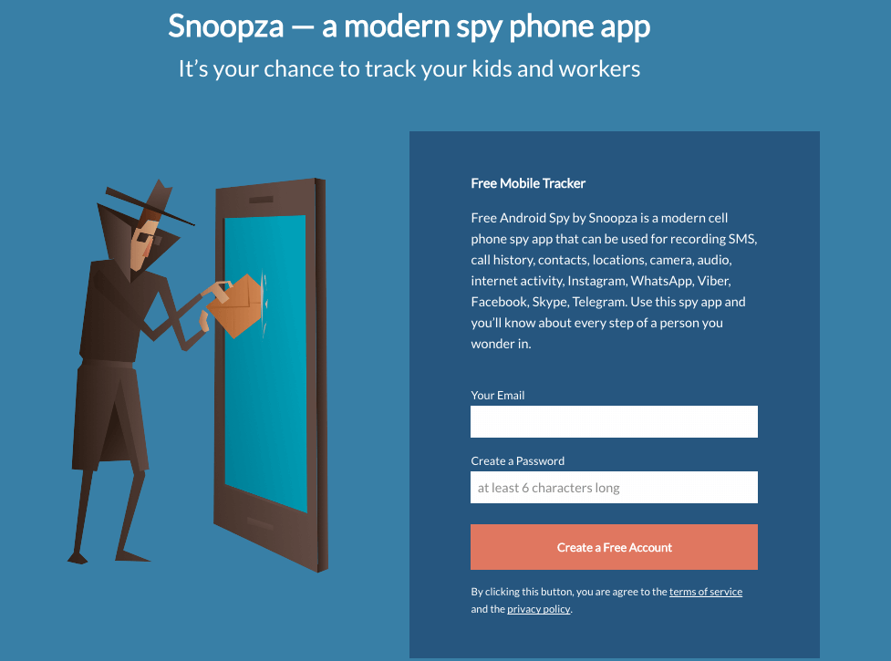 Snoopza spy App: Check Your Spouse's Loyalty with this Simple App!