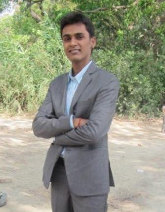 Blogger Amit Kumar