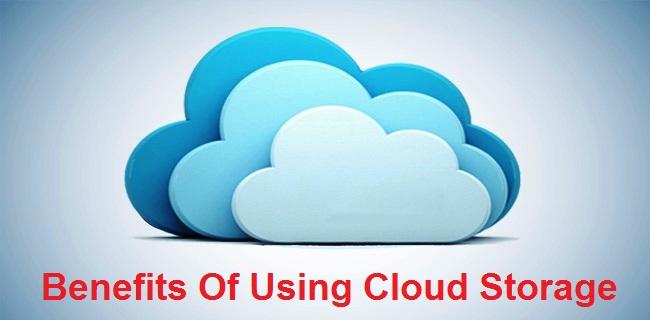 Benefits Of Using Cloud Storage