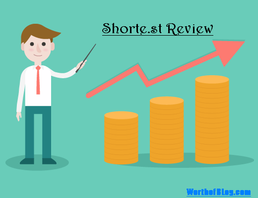 Shorte.st Review- Make Money from Facebook and Twitter without Website