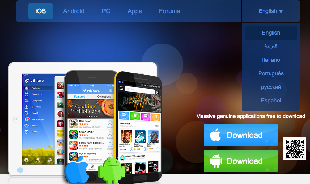 Download And Install Vshare For Android
