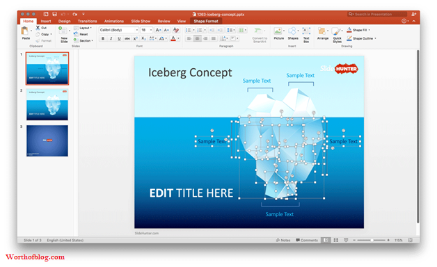 SlideHunter: A Free Resource to Download PowerPoint Templates for Presentations