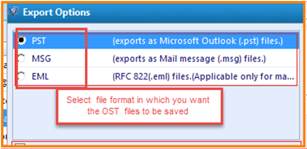 OST Recovery Software to Repair Corrupt OST File