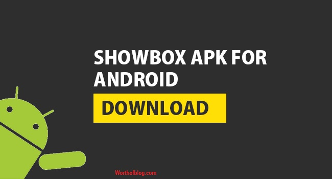 showbox apk not installing