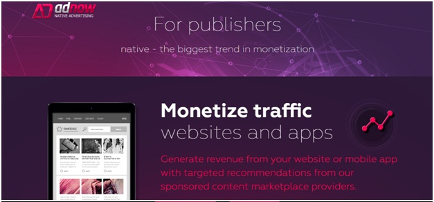 The Best Native Ad Network you Need to Monetize your Site or Generate Traffic