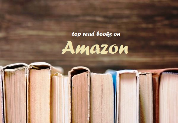 4 Top Read Books on Amazon